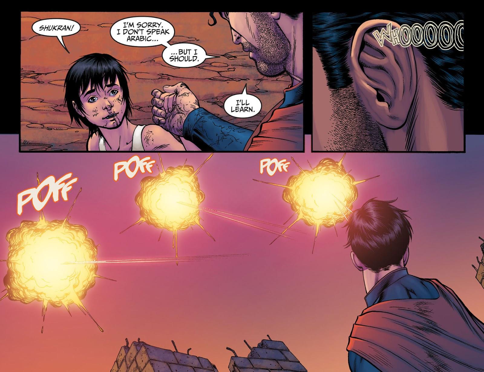 Injustice: Gods Among Us [I] Issue #6 #7 - English 10