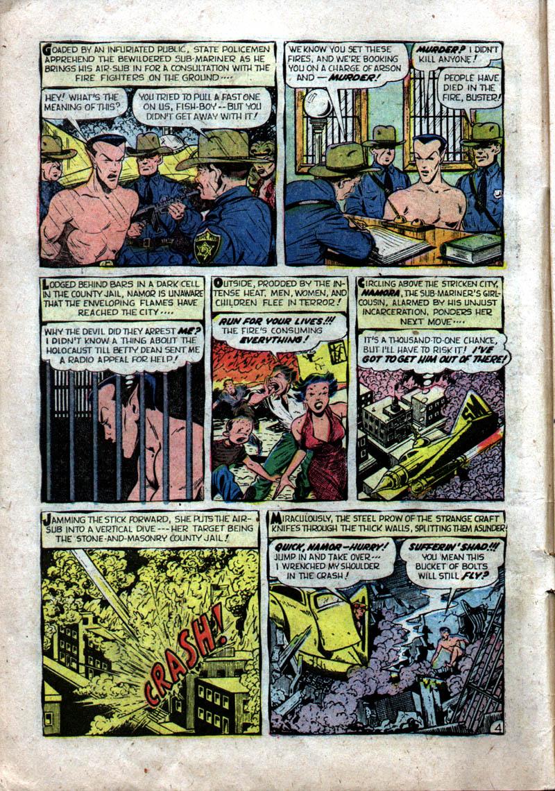 Sub-Mariner Comics #37 #37 - English 6
