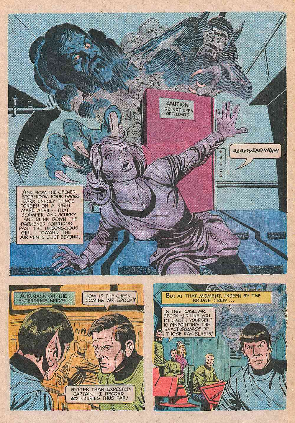 Star Trek (1967) Issue #11 #11 - English 7
