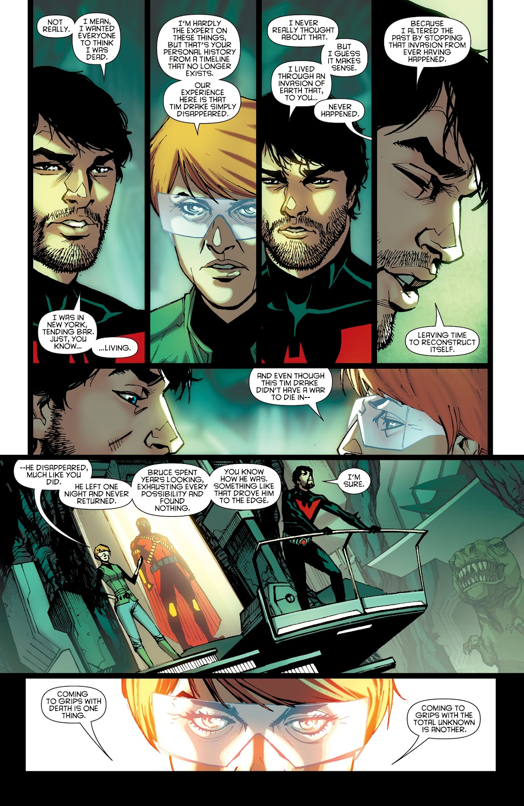 Batman Beyond (2015) Issue #13 #13 - English 8