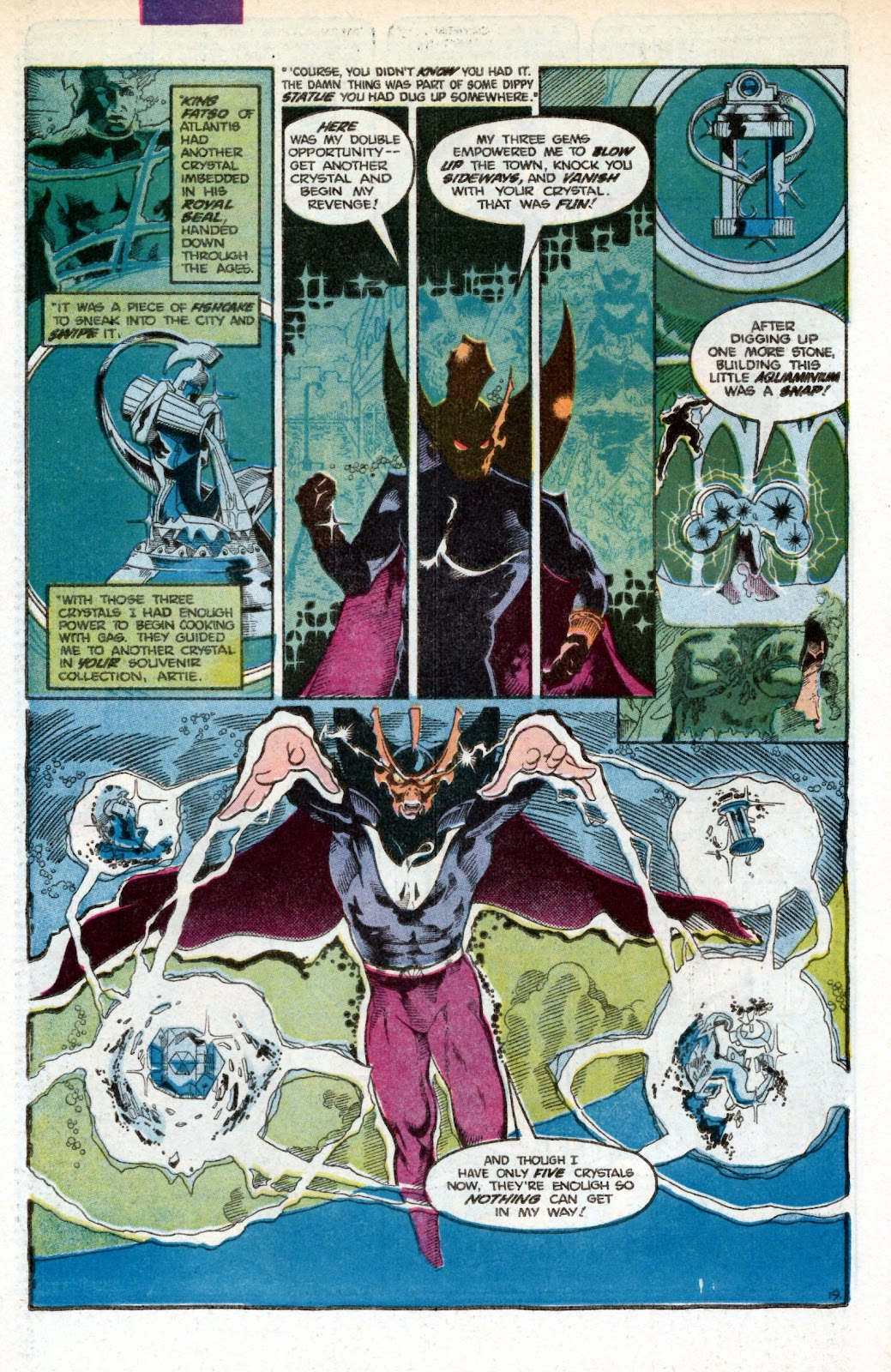 Aquaman (1986) Issue #3 #3 - English 29