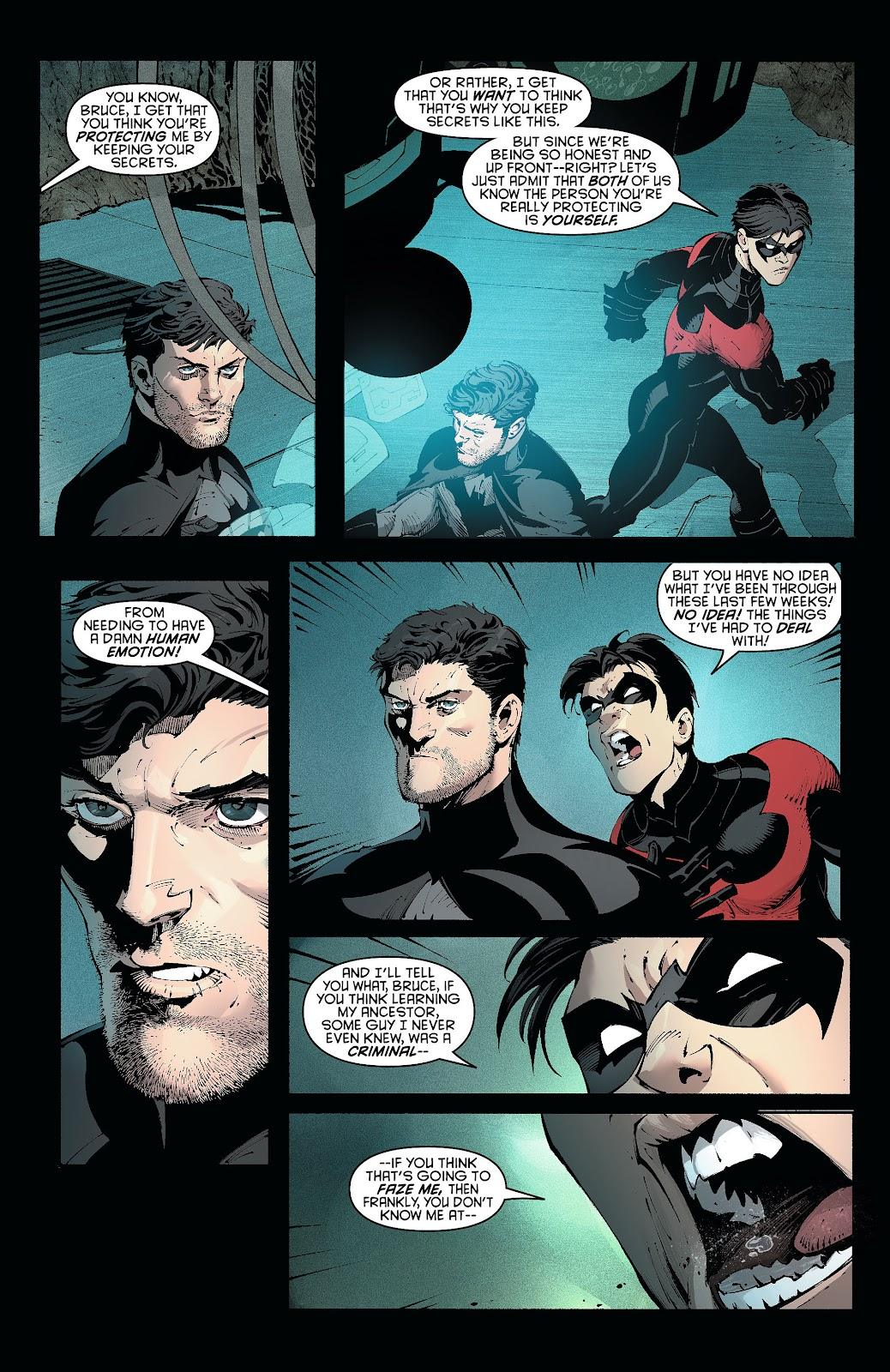 Batman (2011) Issue #7 #22 - English 19