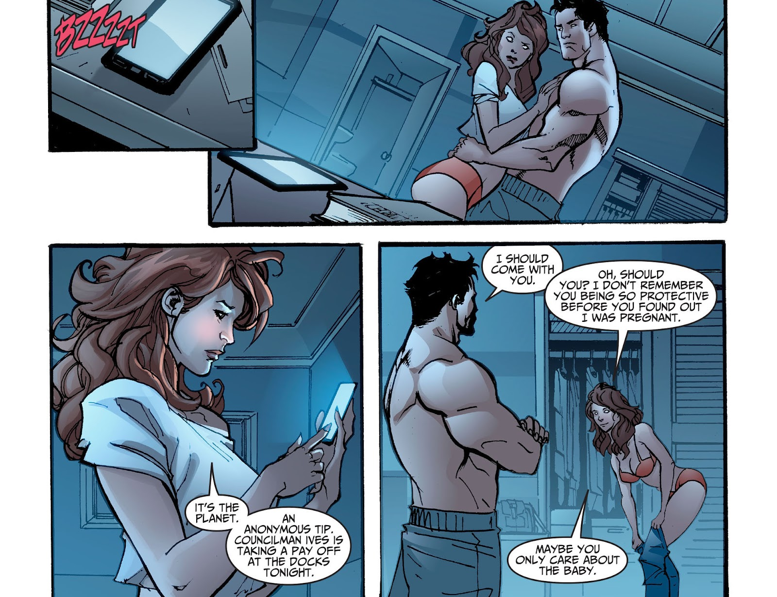 Injustice: Gods Among Us [I] Issue #1 #2 - English 10