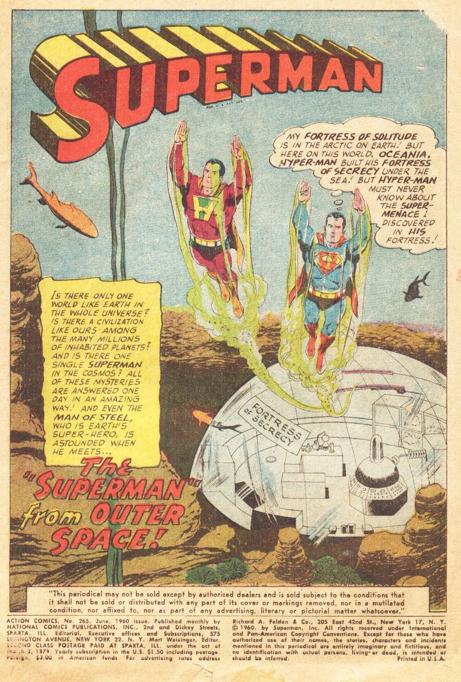 Action Comics (1938) 265 Page 2