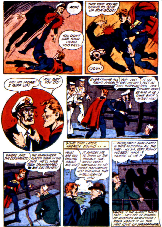 Sub-Mariner Comics Issue #11 #11 - English 57