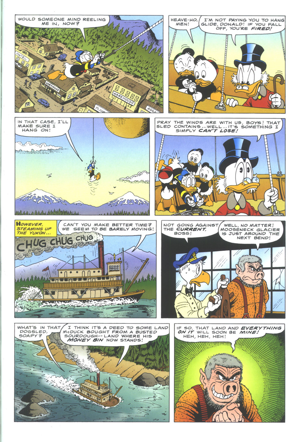 Uncle Scrooge (1953) Issue #350 #350 - English 19