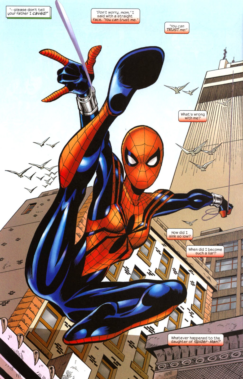 Amazing Spider-Girl Issue #2 #3 - English 18