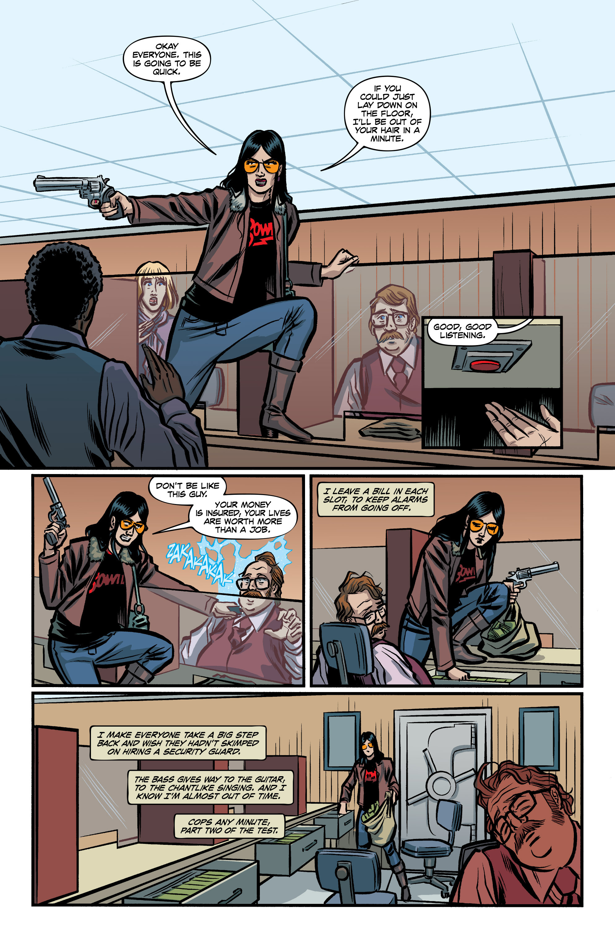 Read online Heartthrob (2016) comic -  Issue #2 - 13