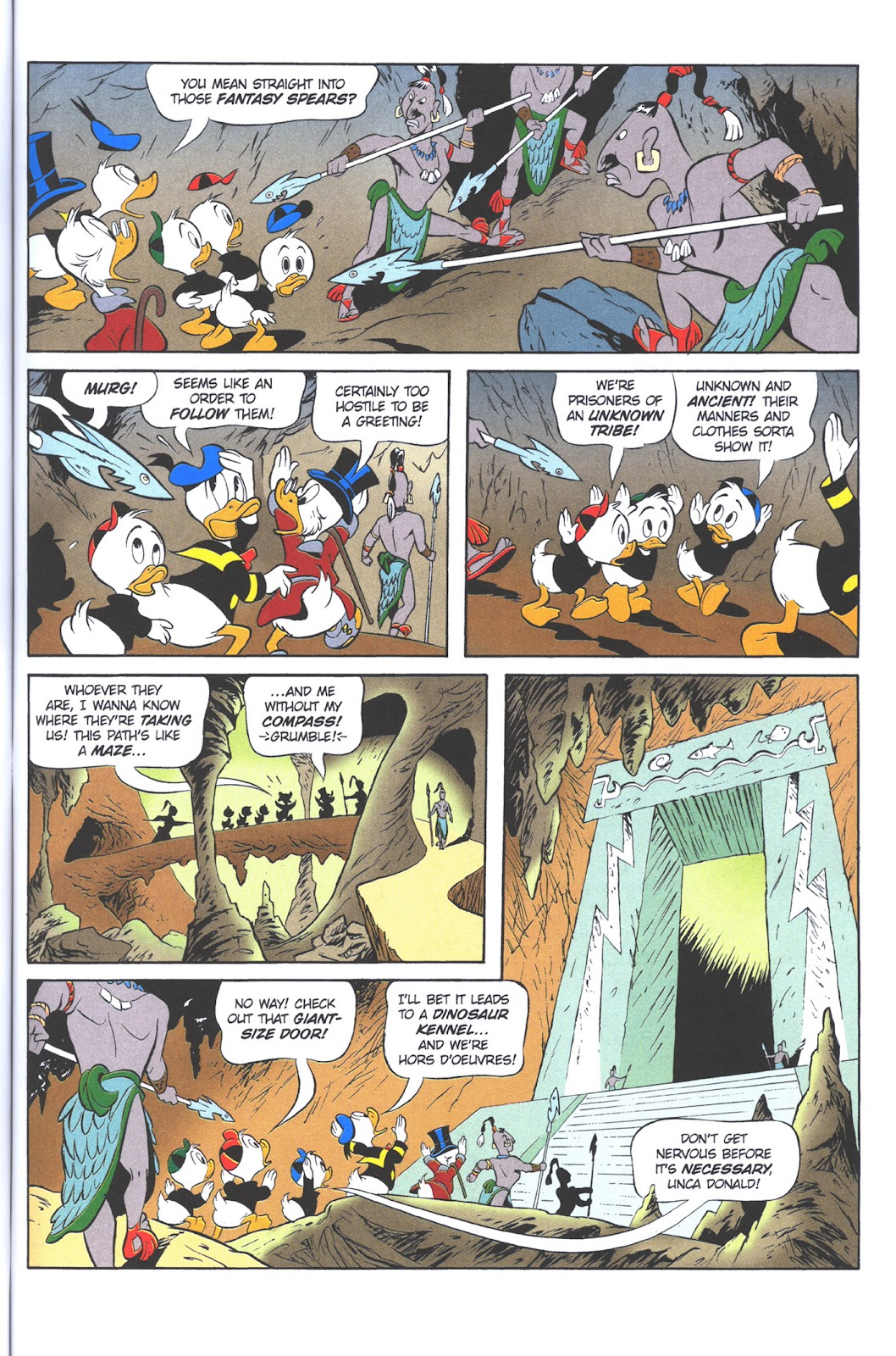 Uncle Scrooge (1953) Issue #369 #369 - English 51