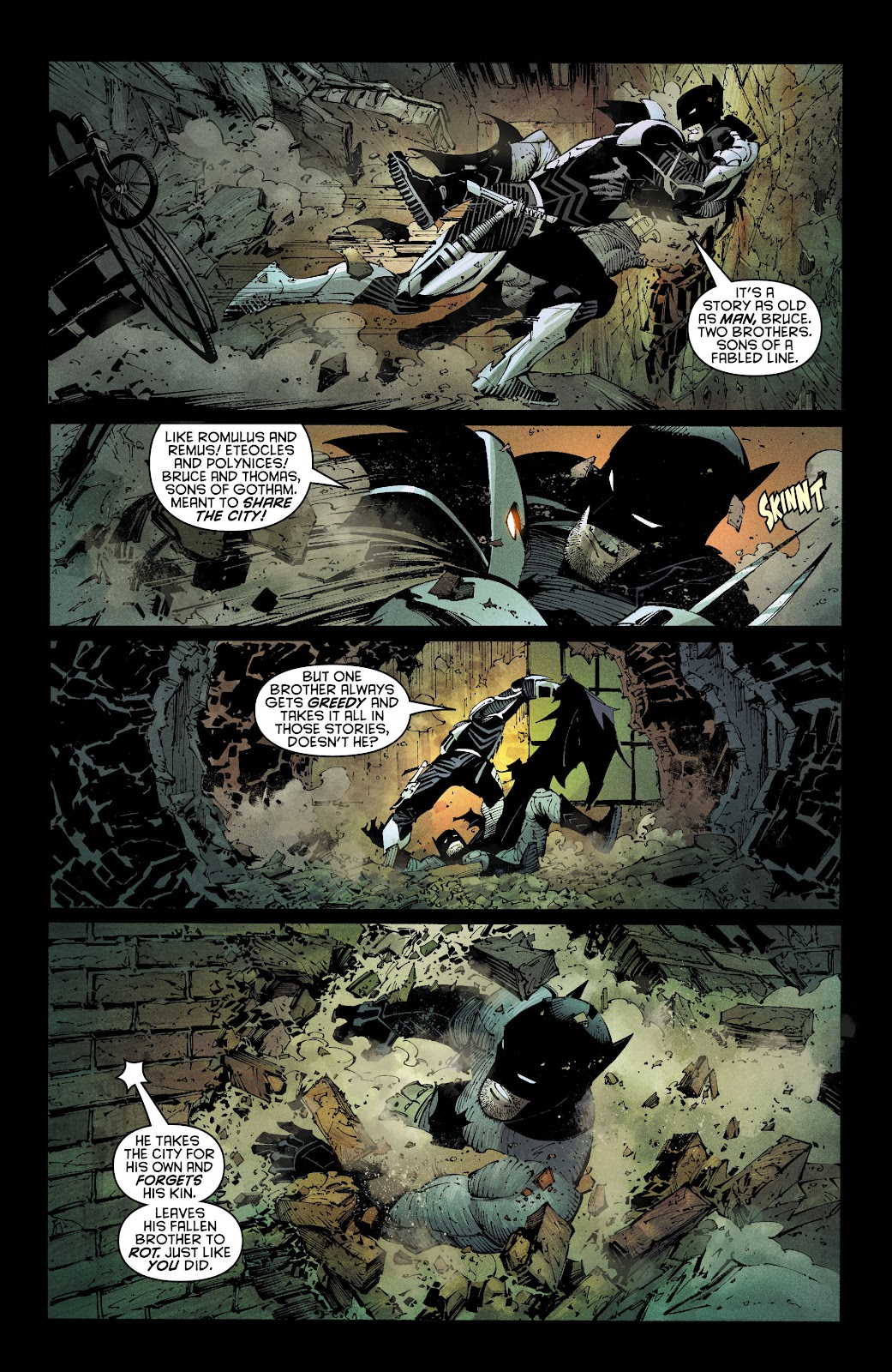 Batman (2011) Issue #11 #26 - English 4