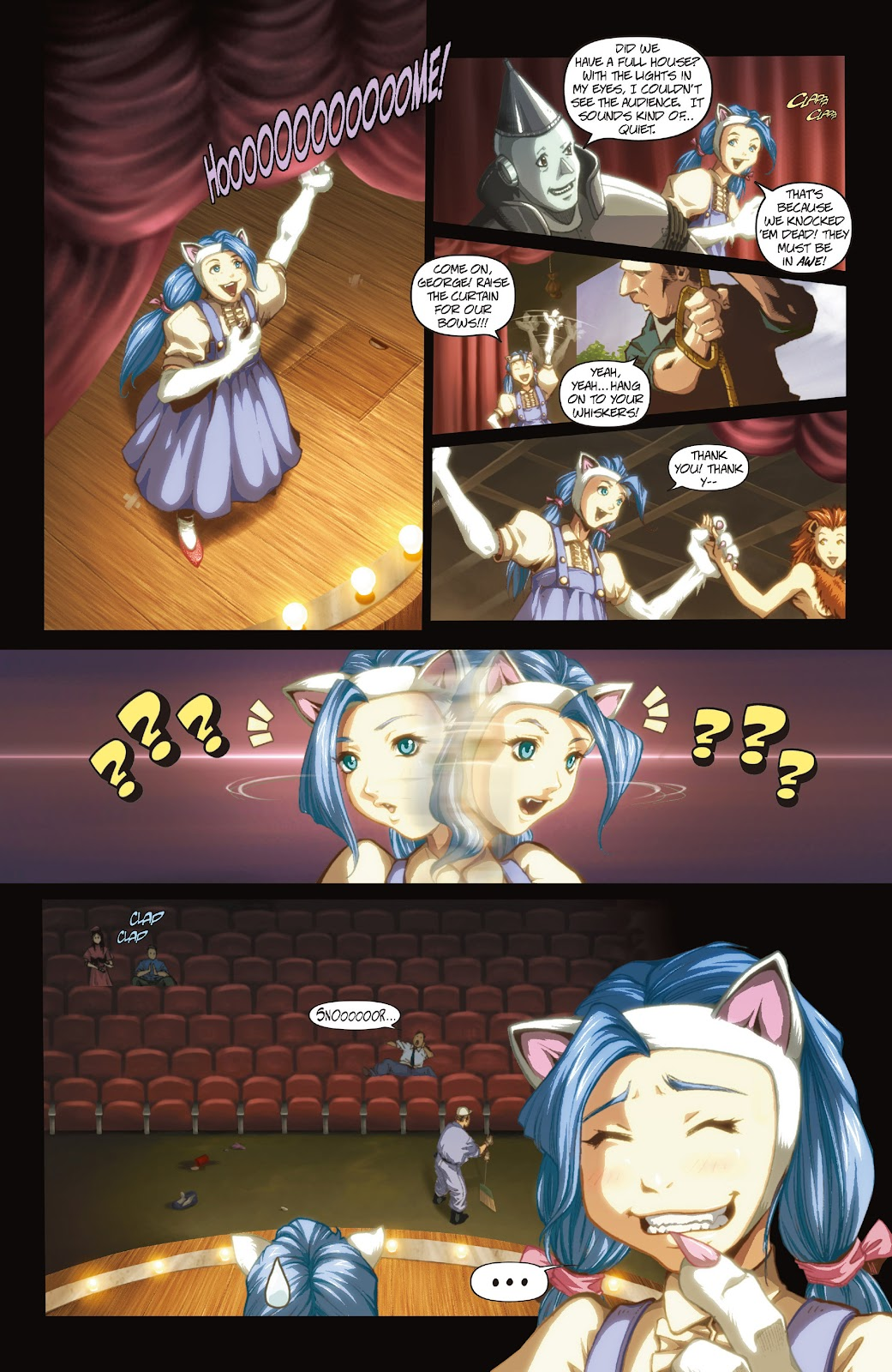 Darkstalkers Issue #3 #4 - English 5