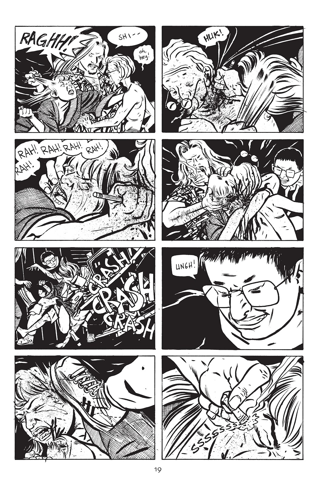 Stray Bullets Issue #14 #14 - English 21