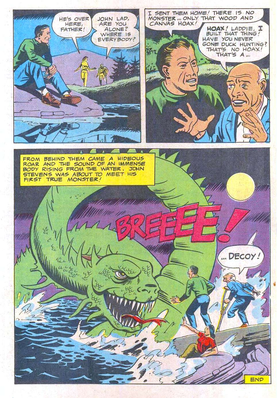 Read online Scary Tales comic -  Issue #42 - 21