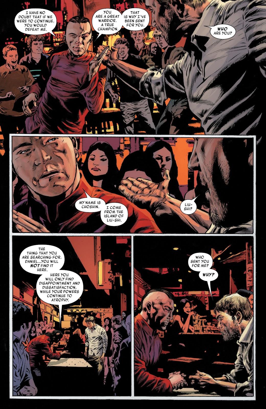 Iron Fist (2017) Issue #1 #1 - English 20