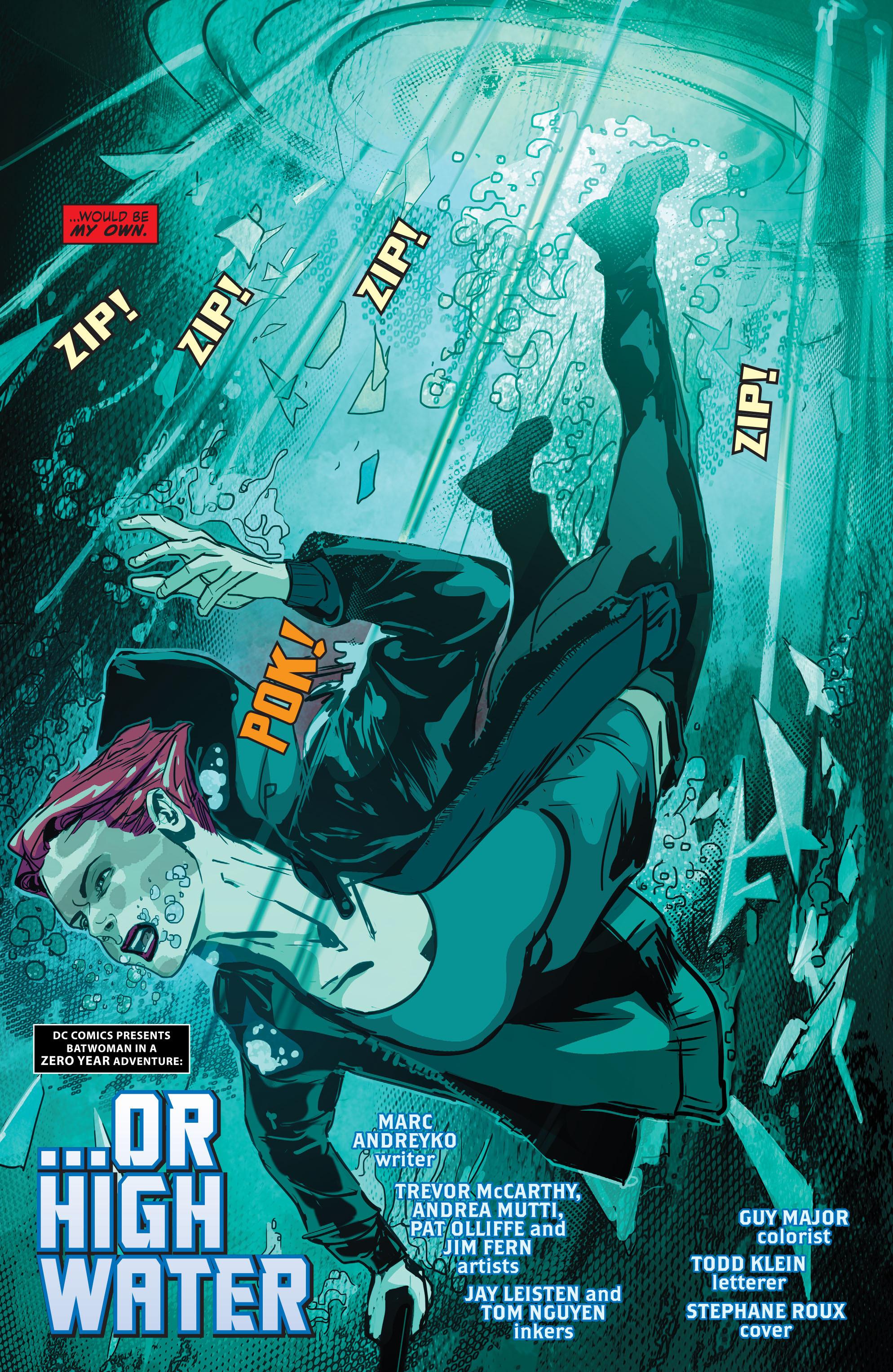 DC Comics: Zero Year chap tpb pic 145
