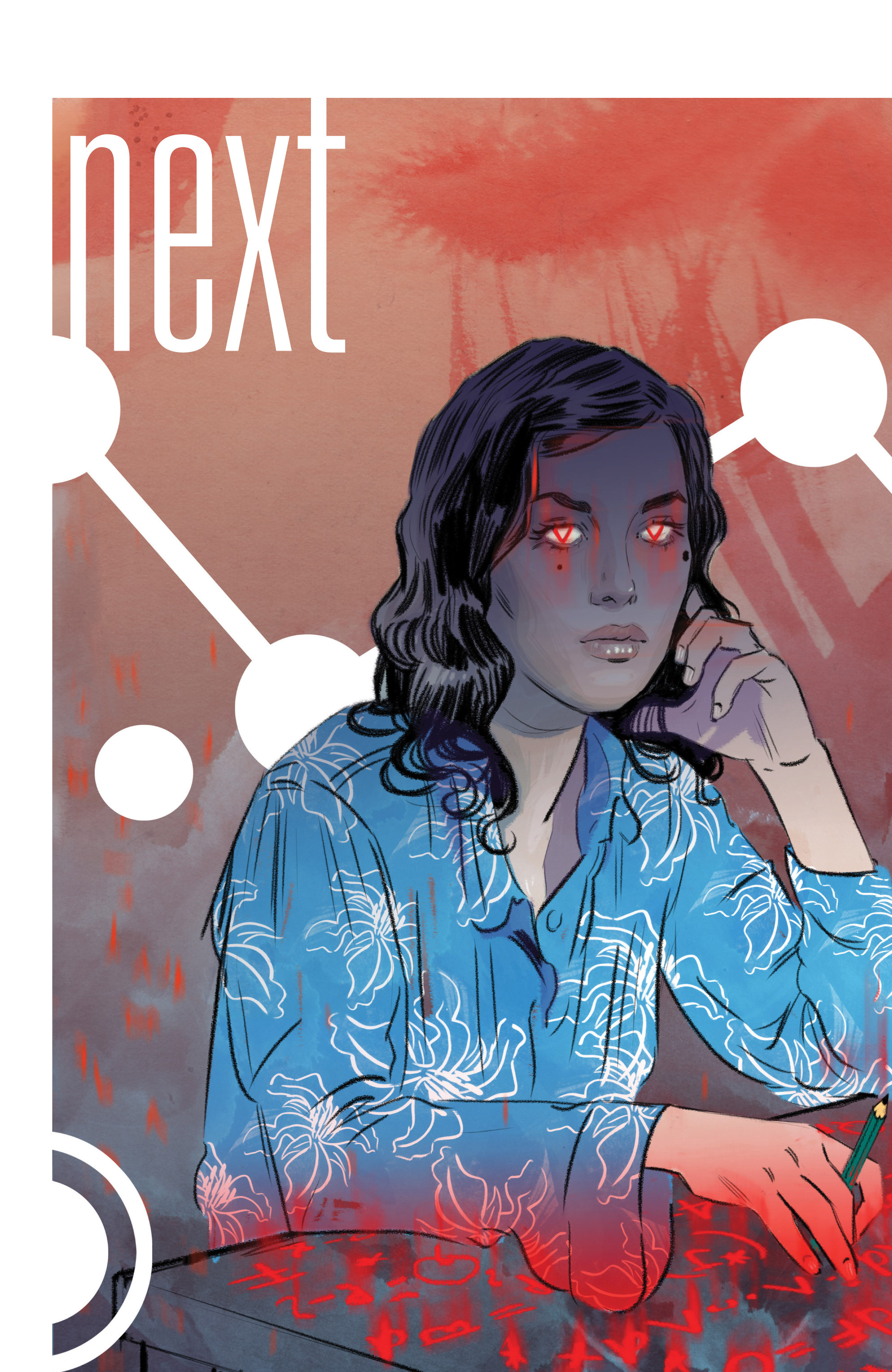 Read online Supreme Blue Rose comic -  Issue #4 - 23