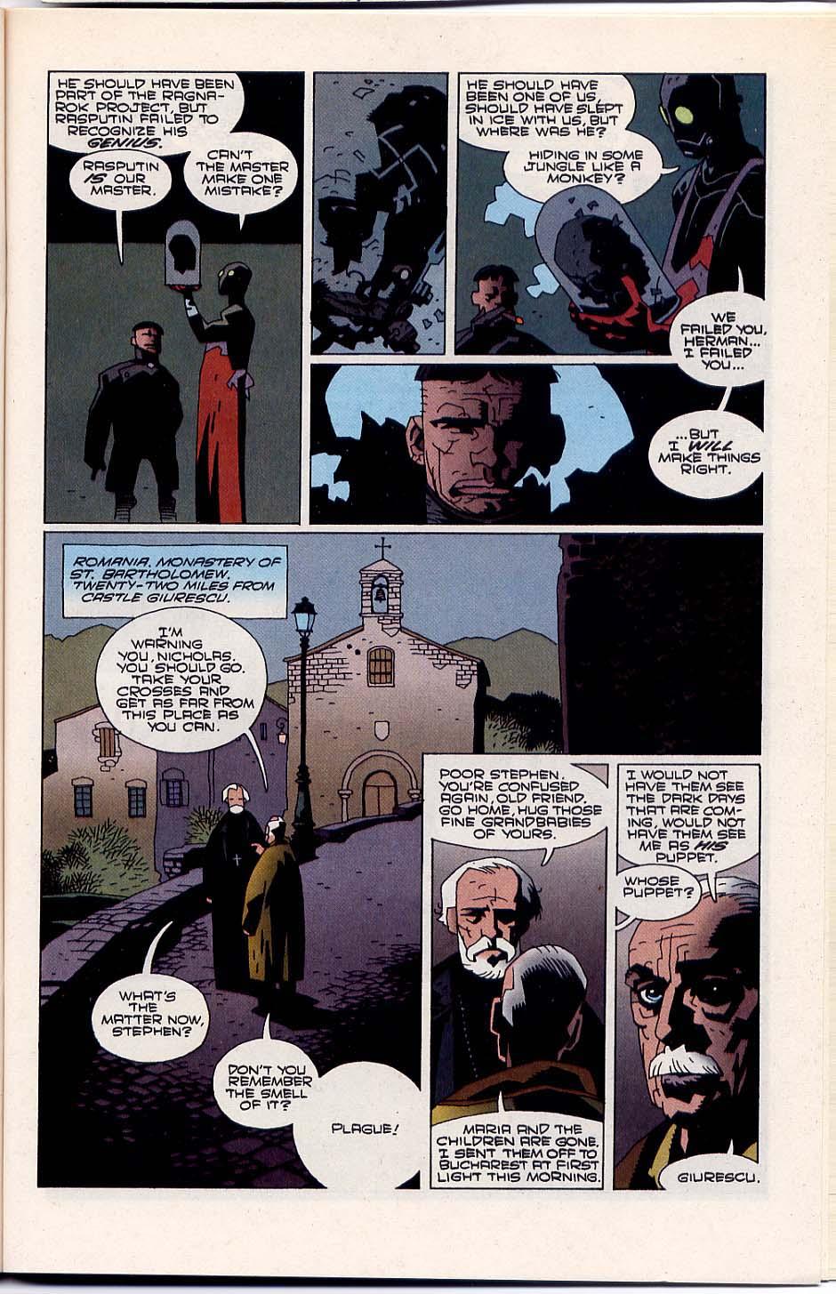 Hellboy: Wake the Devil Issue #3 #3 - English 21