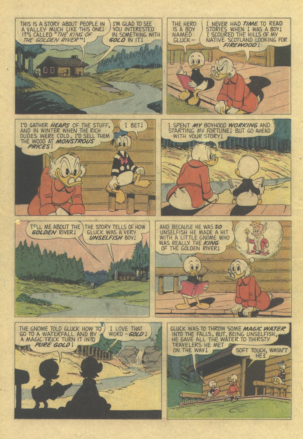 Uncle Scrooge (1953) Issue #110 #110 - English 14