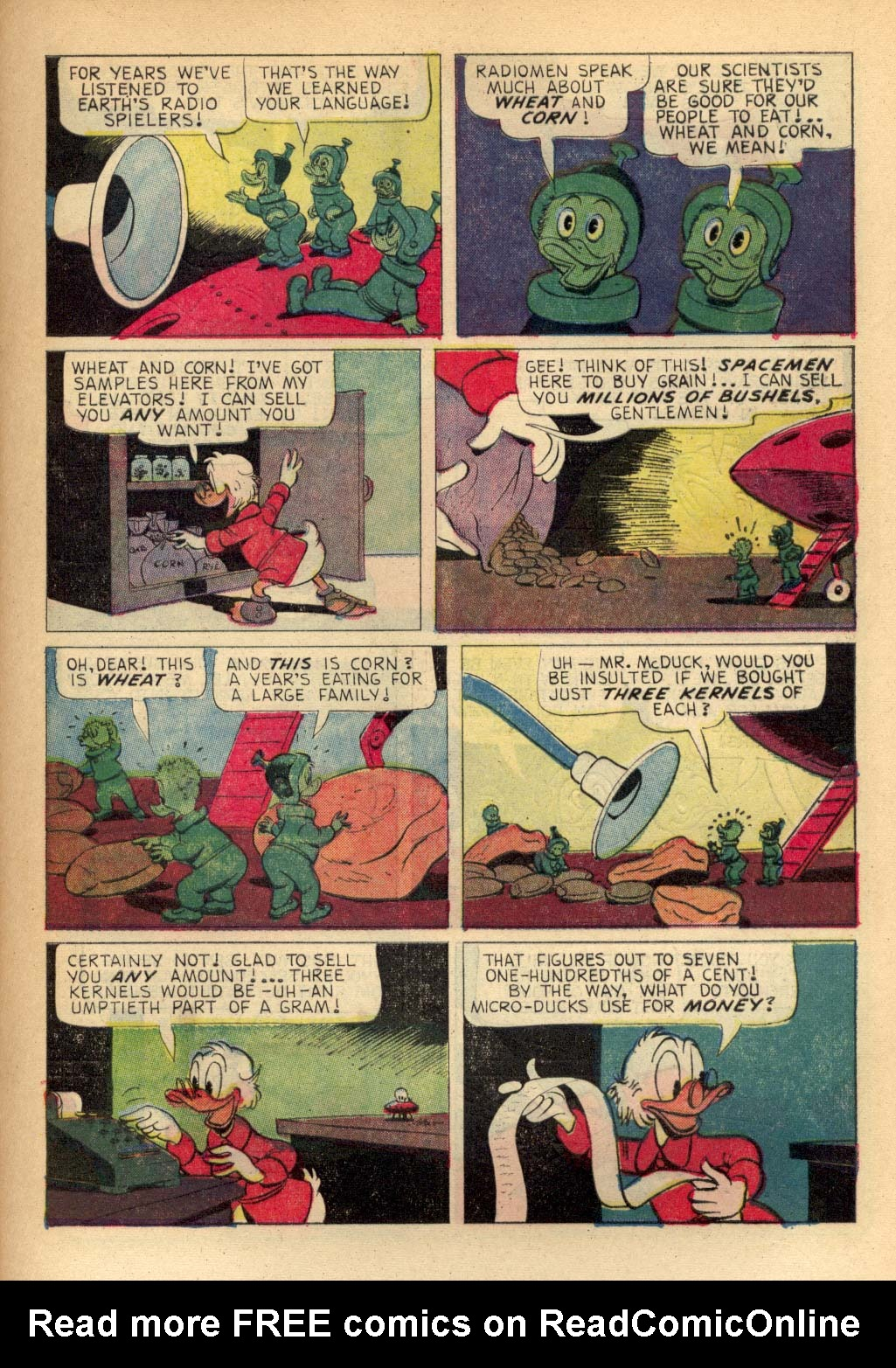 Uncle Scrooge (1953) Issue #65 #65 - English 9