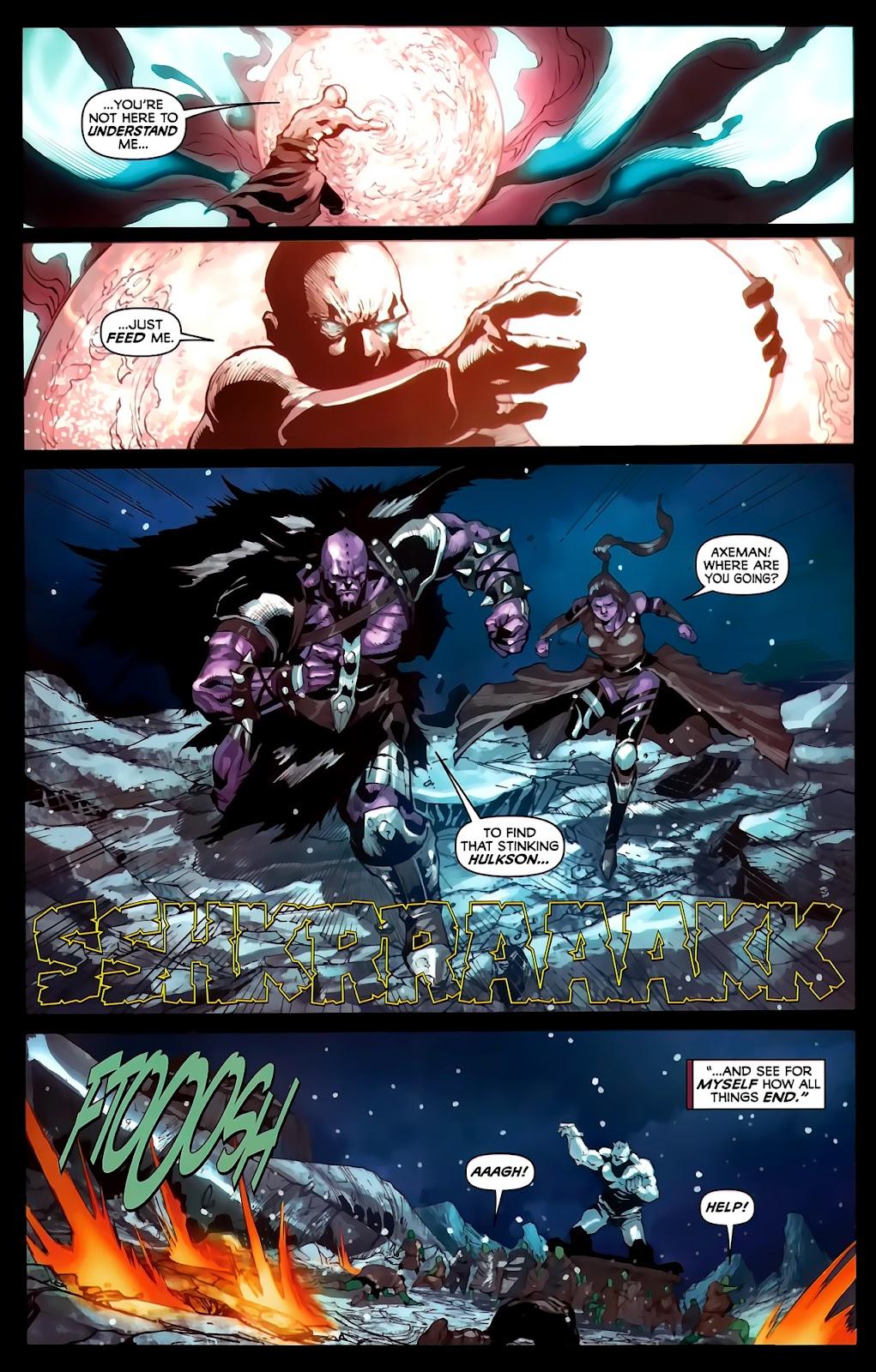 Incredible Hulks (2010) Issue #612 #2 - English 31