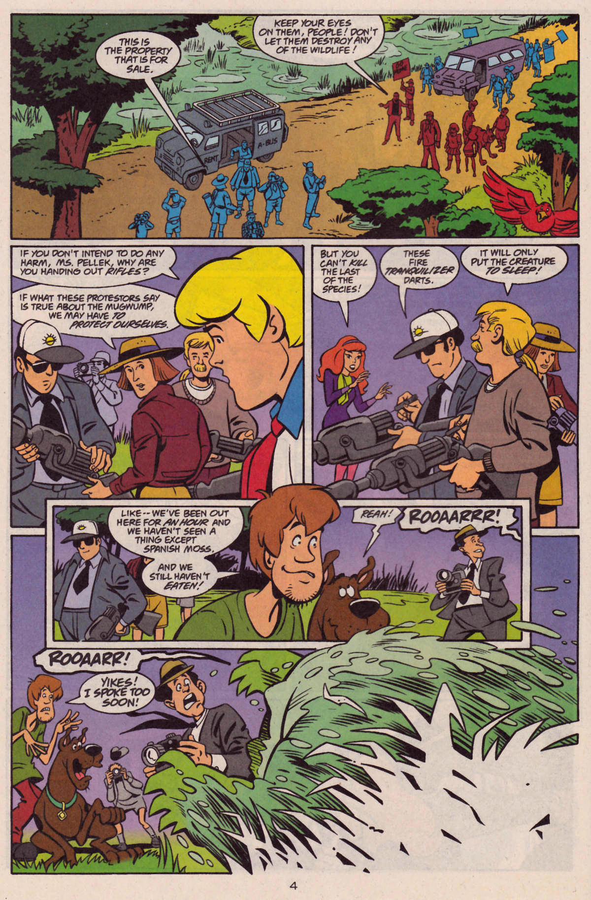 Read online Scooby-Doo (1997) comic -  Issue #28 - 5