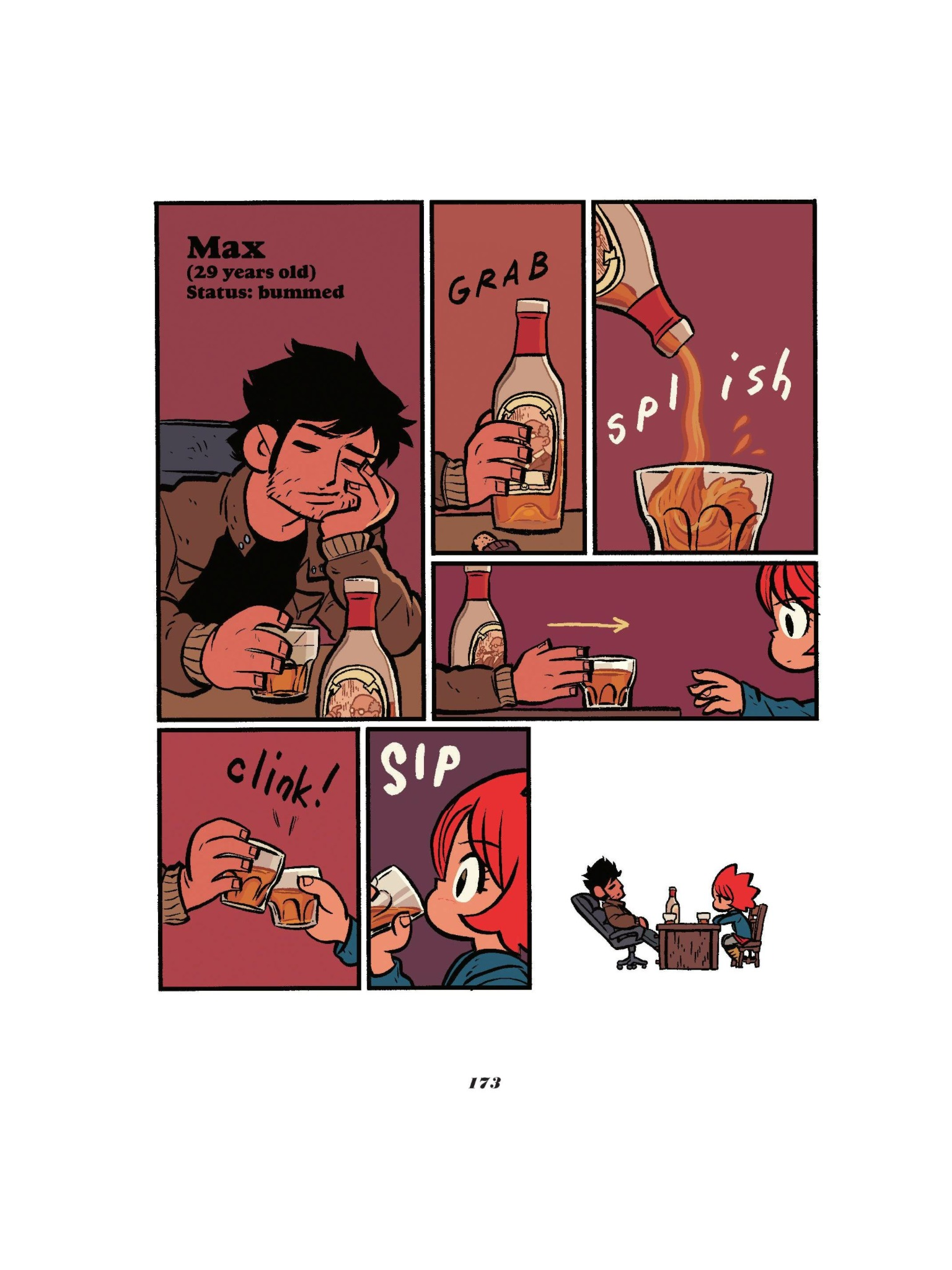 Read online Seconds comic -  Issue # Full - 174