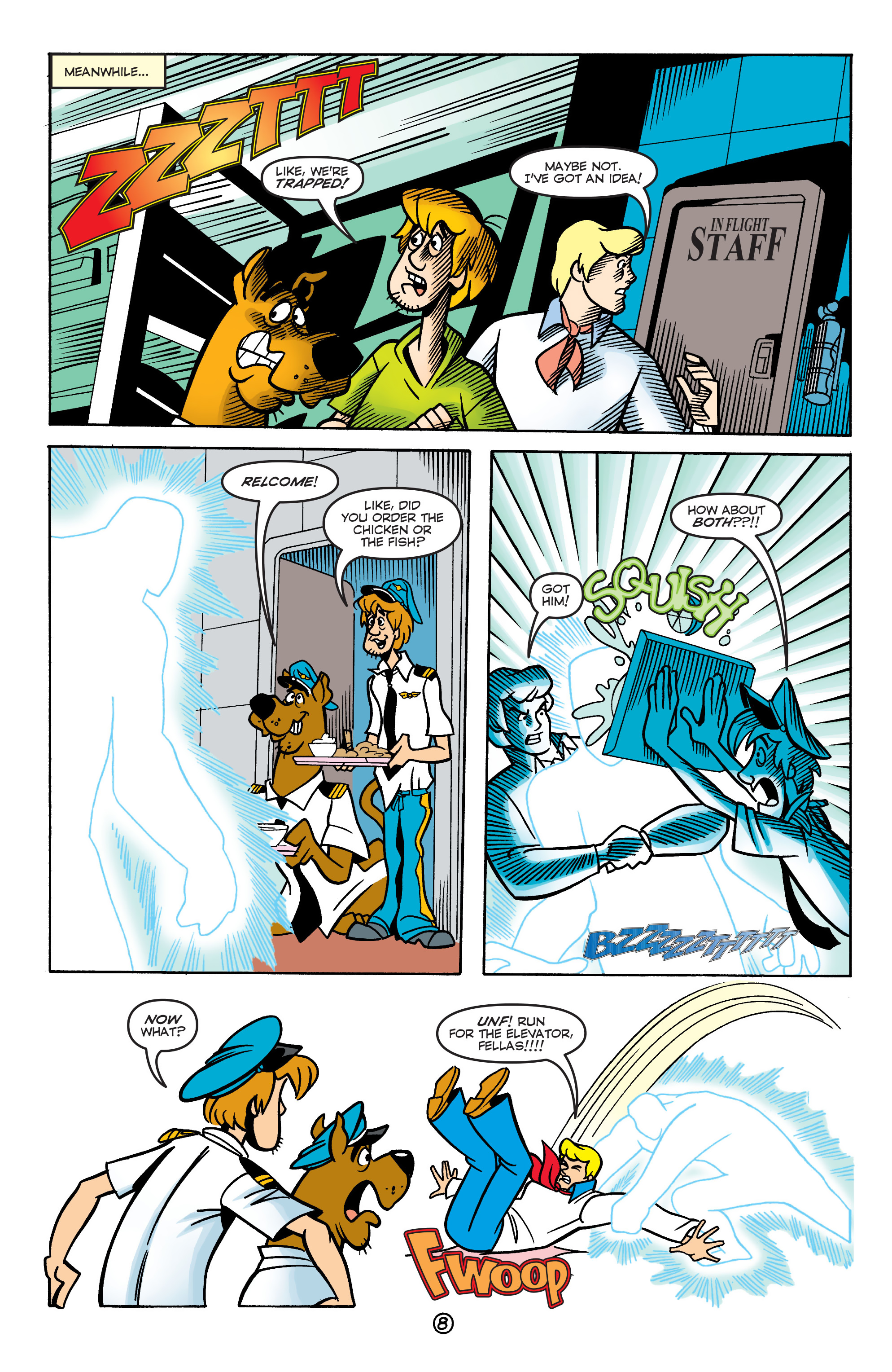 Read online Scooby-Doo (1997) comic -  Issue #53 - 21