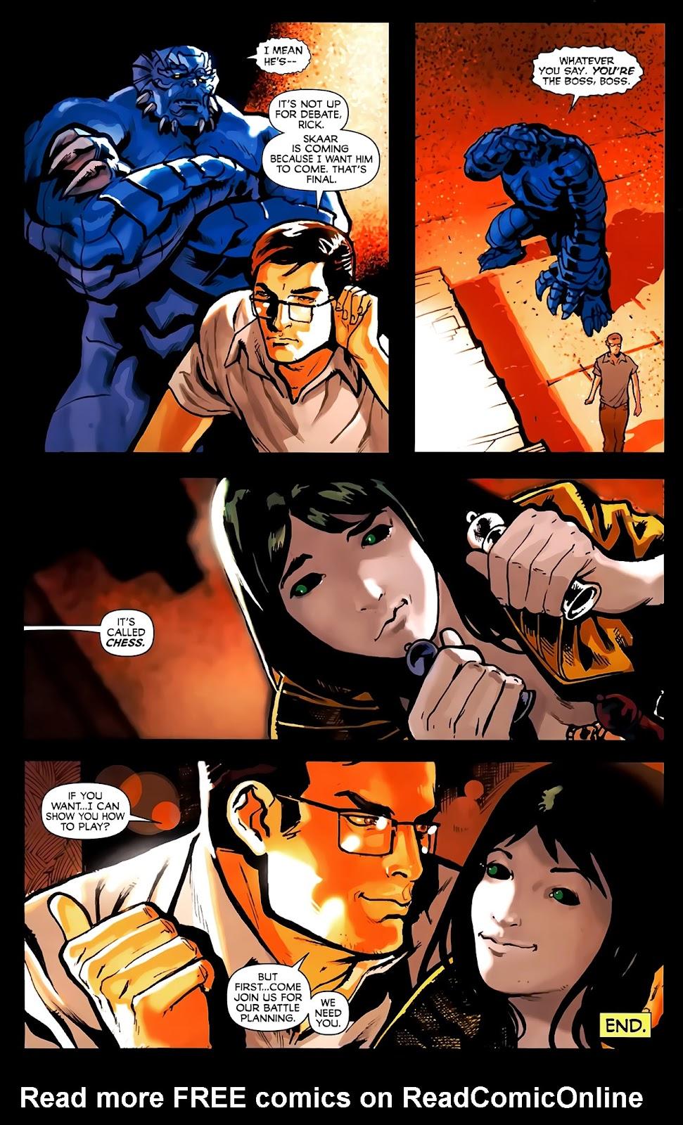 Incredible Hulks (2010) Issue #614 #4 - English 29