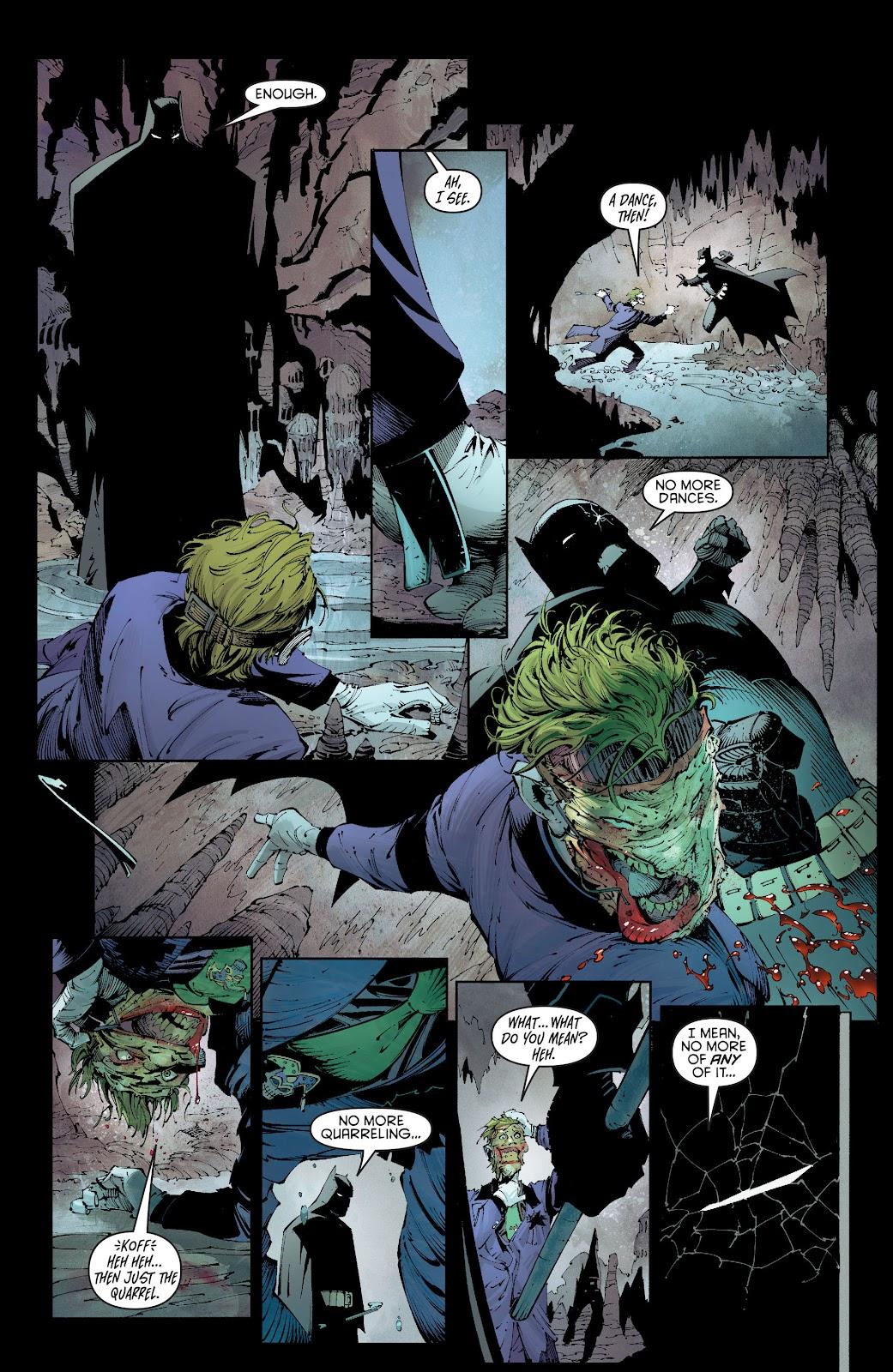Batman (2011) Issue #17 #32 - English 17