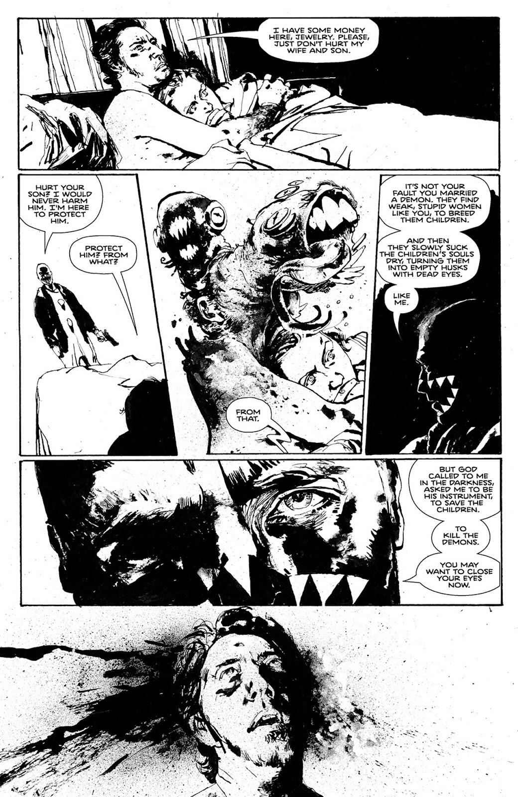 Creepy (2009) Issue #6 #6 - English 23