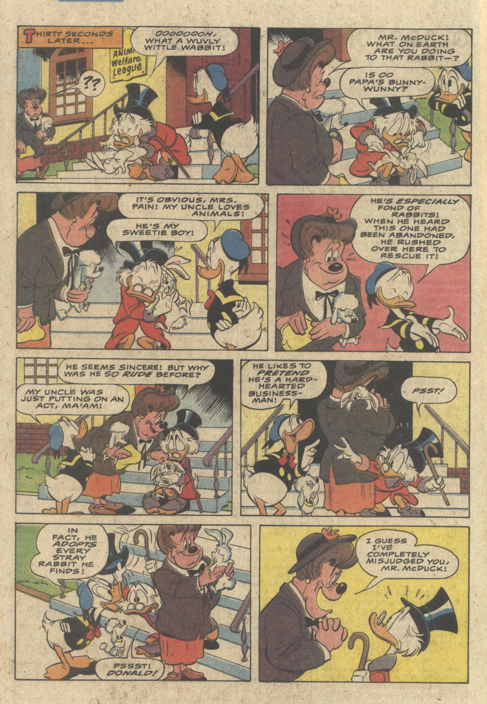 Uncle Scrooge (1953) Issue #230 #230 - English 12