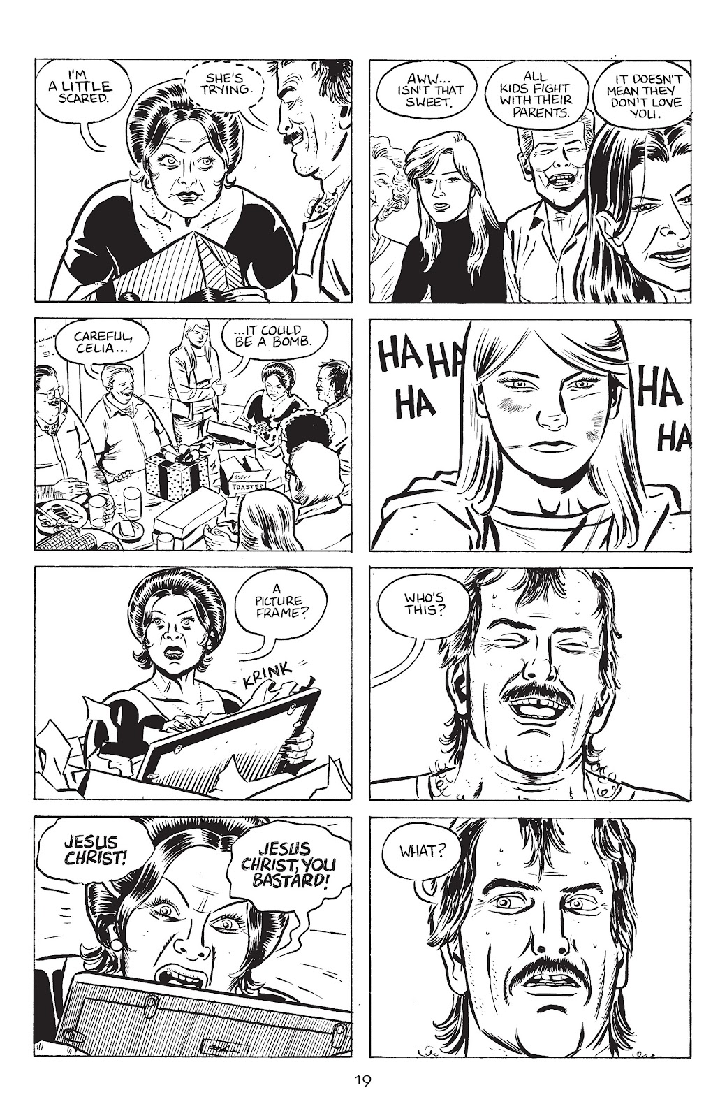 Stray Bullets Issue #36 #36 - English 21