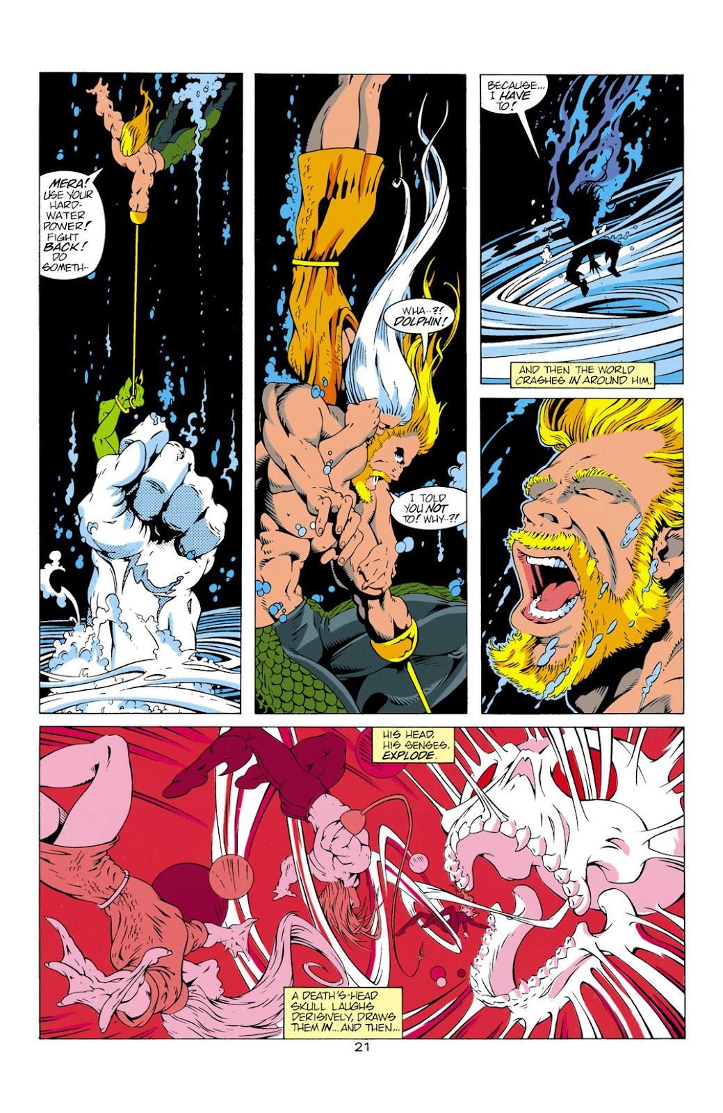 Aquaman (1994) Issue #12 #18 - English 22