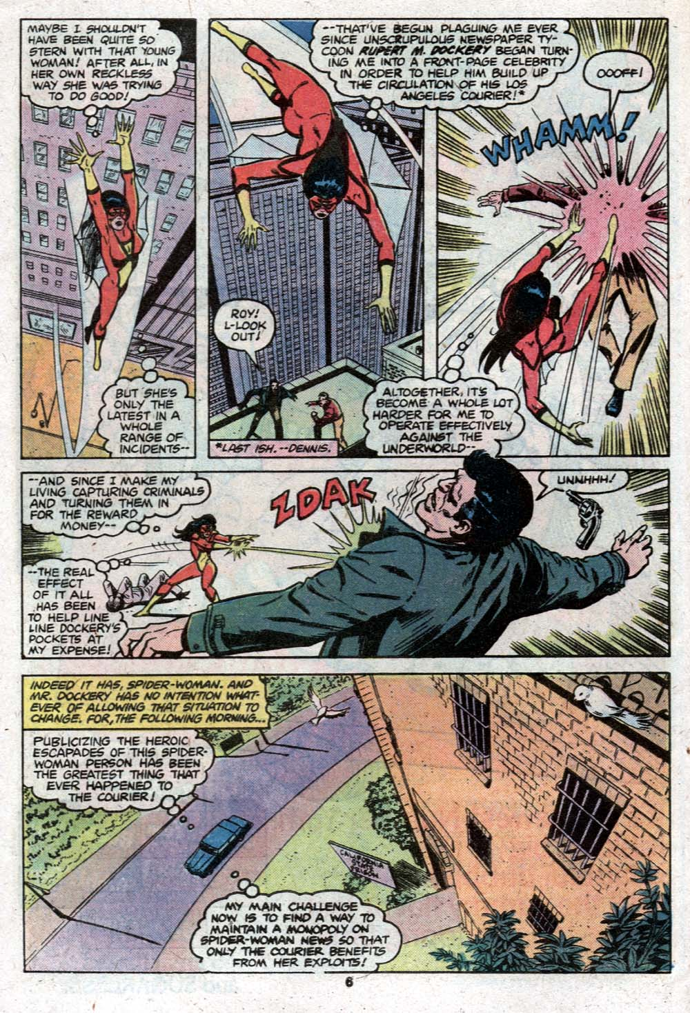 Spider-Woman (1978) Issue #27 #27 - English 5