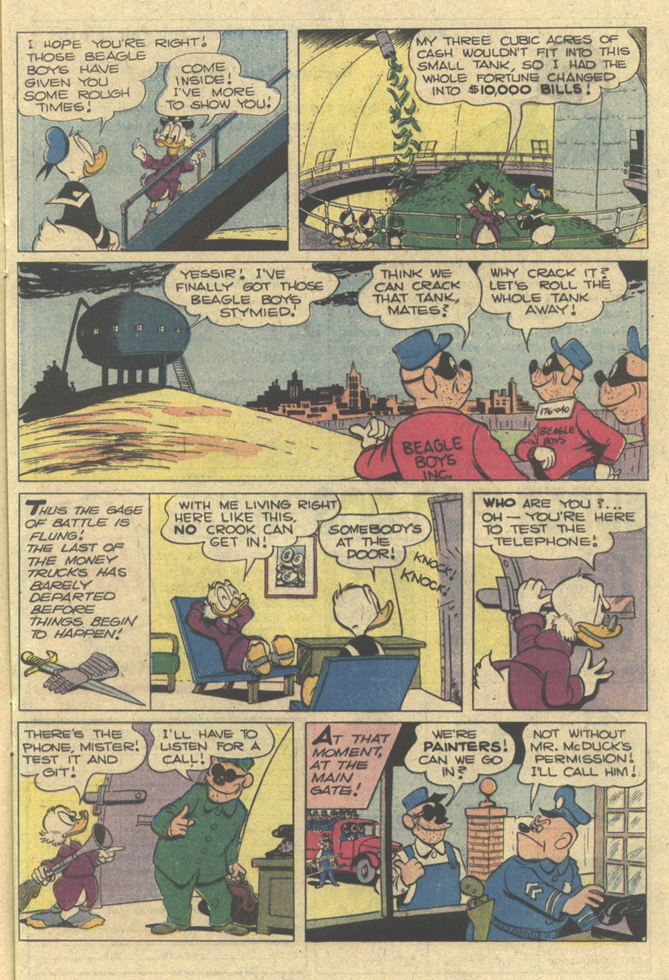 Uncle Scrooge (1953) Issue #172 #172 - English 13
