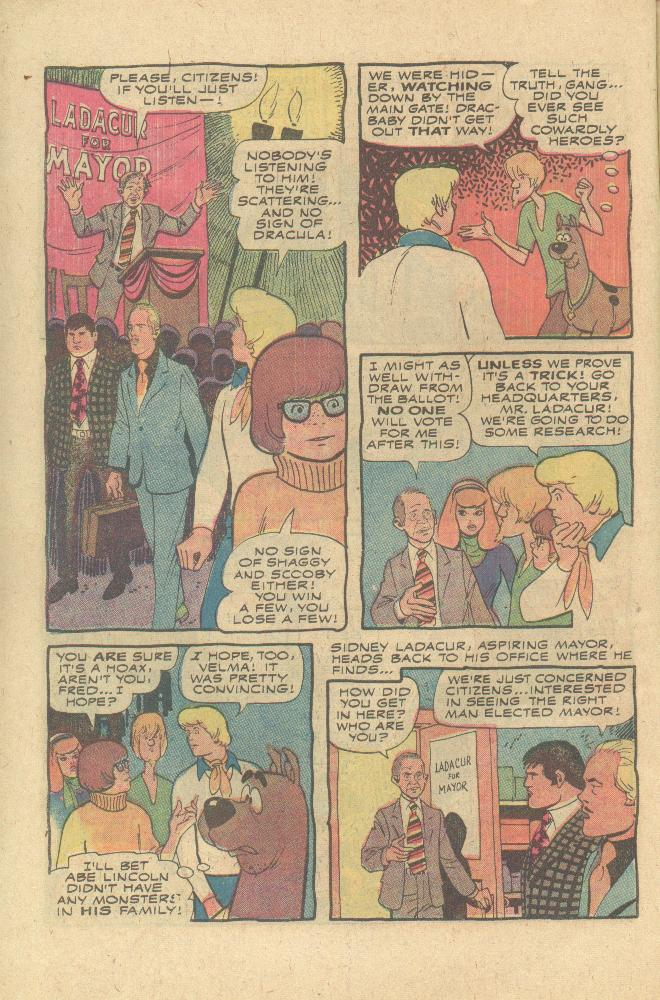 Read online Scooby-Doo... Mystery Comics comic -  Issue #25 - 8