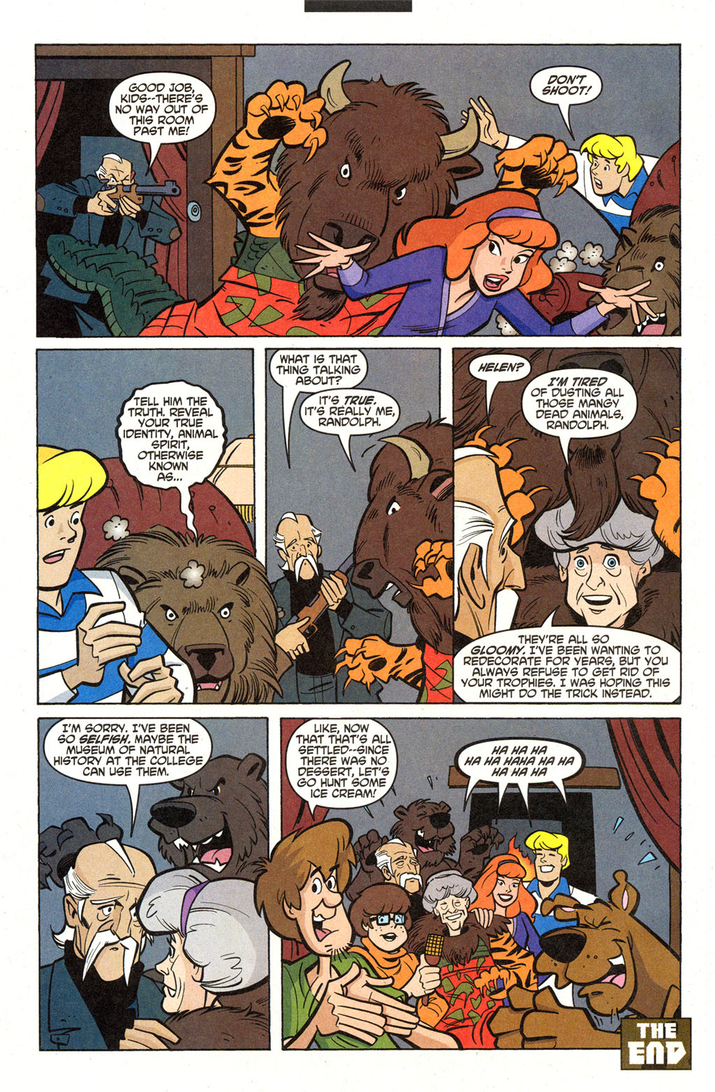 Read online Scooby-Doo (1997) comic -  Issue #96 - 21