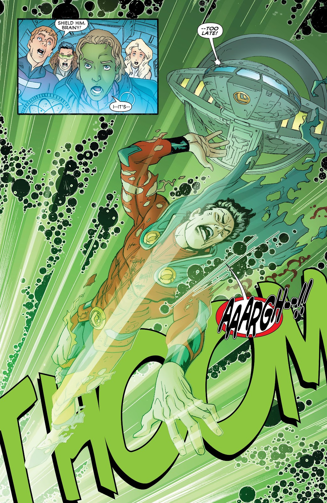 Legion of Super-Heroes (2011) Issue #19 #20 - English 18