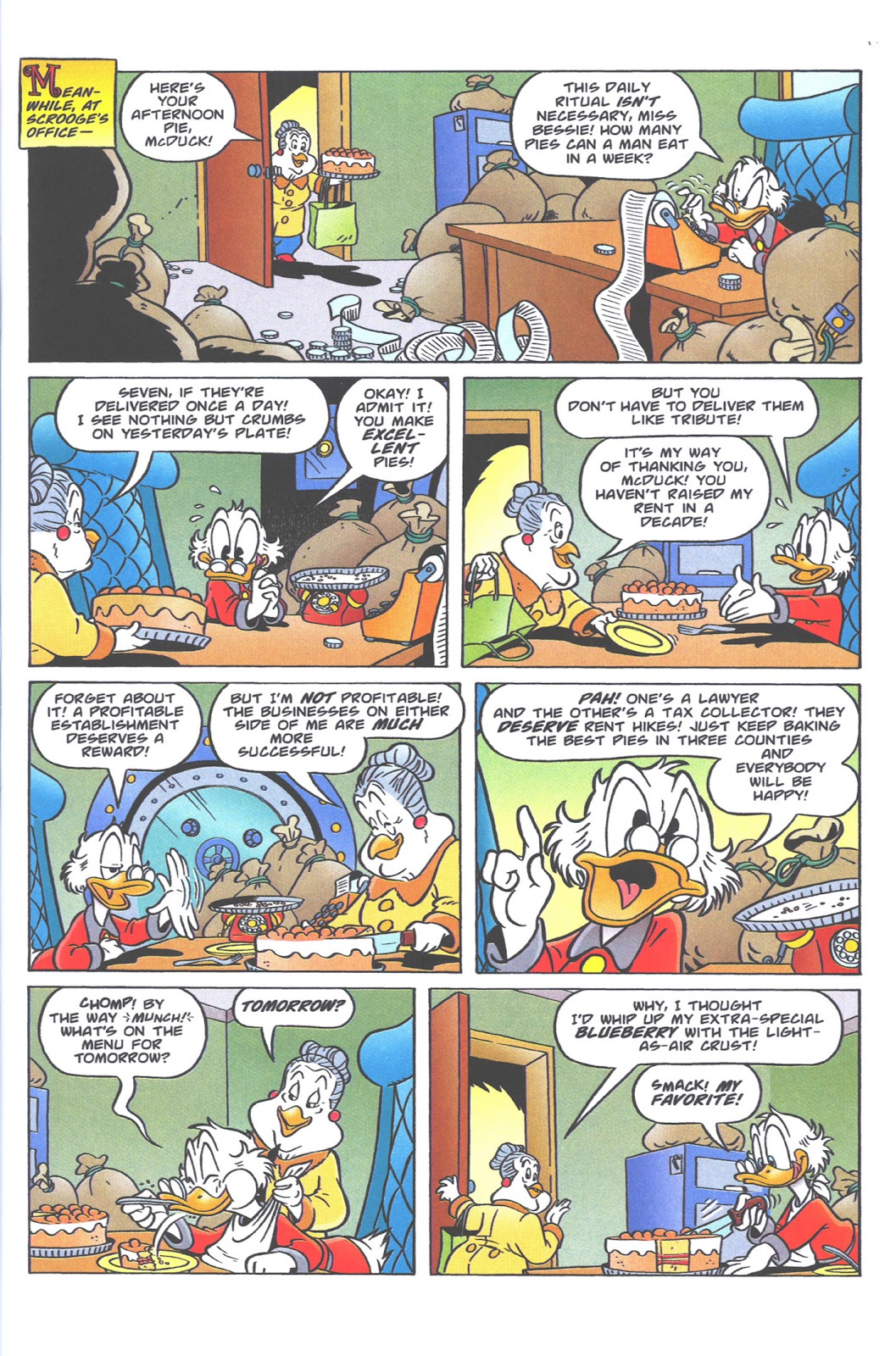 Uncle Scrooge (1953) Issue #362 #362 - English 35