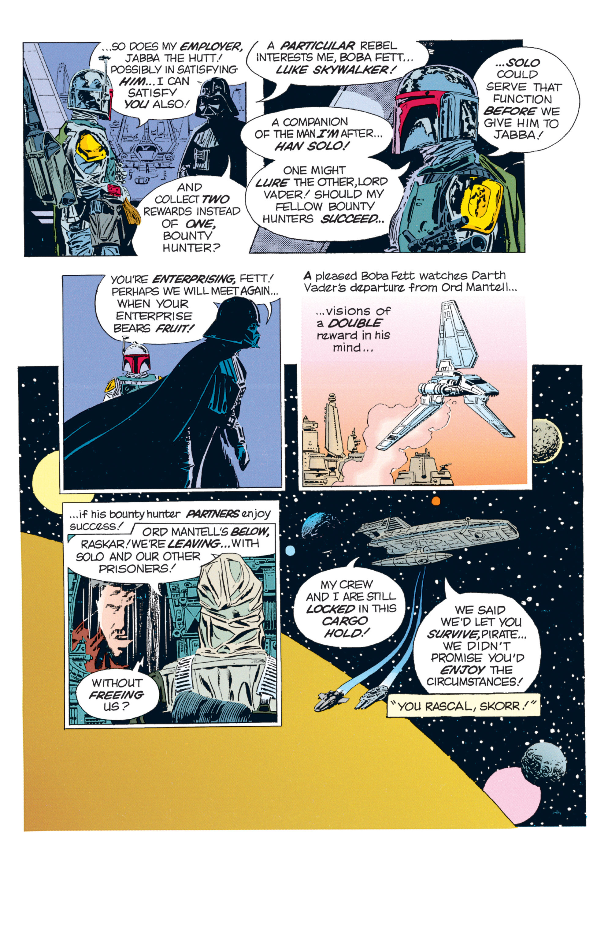 Classic Star Wars #20 #20 - English 20
