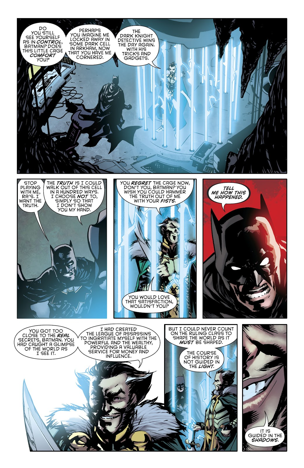 Detective Comics (2016) Issue #954 #21 - English 13