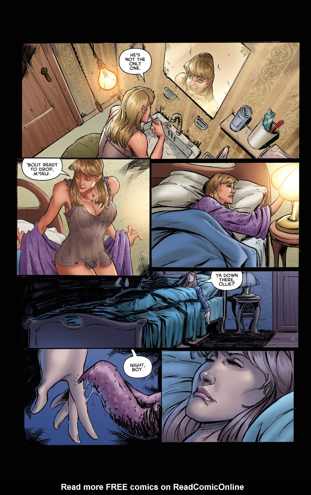 Grimm Fairy Tales (2005) _Special - Halloween Special #2 - English 25