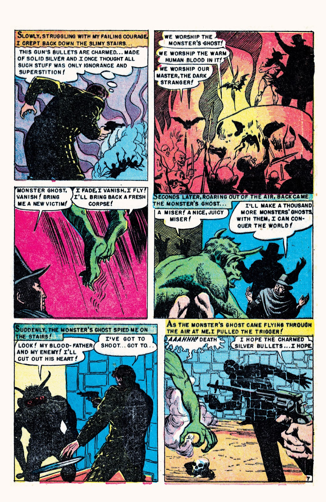 Haunted Horror Issue #10 #10 - English 20