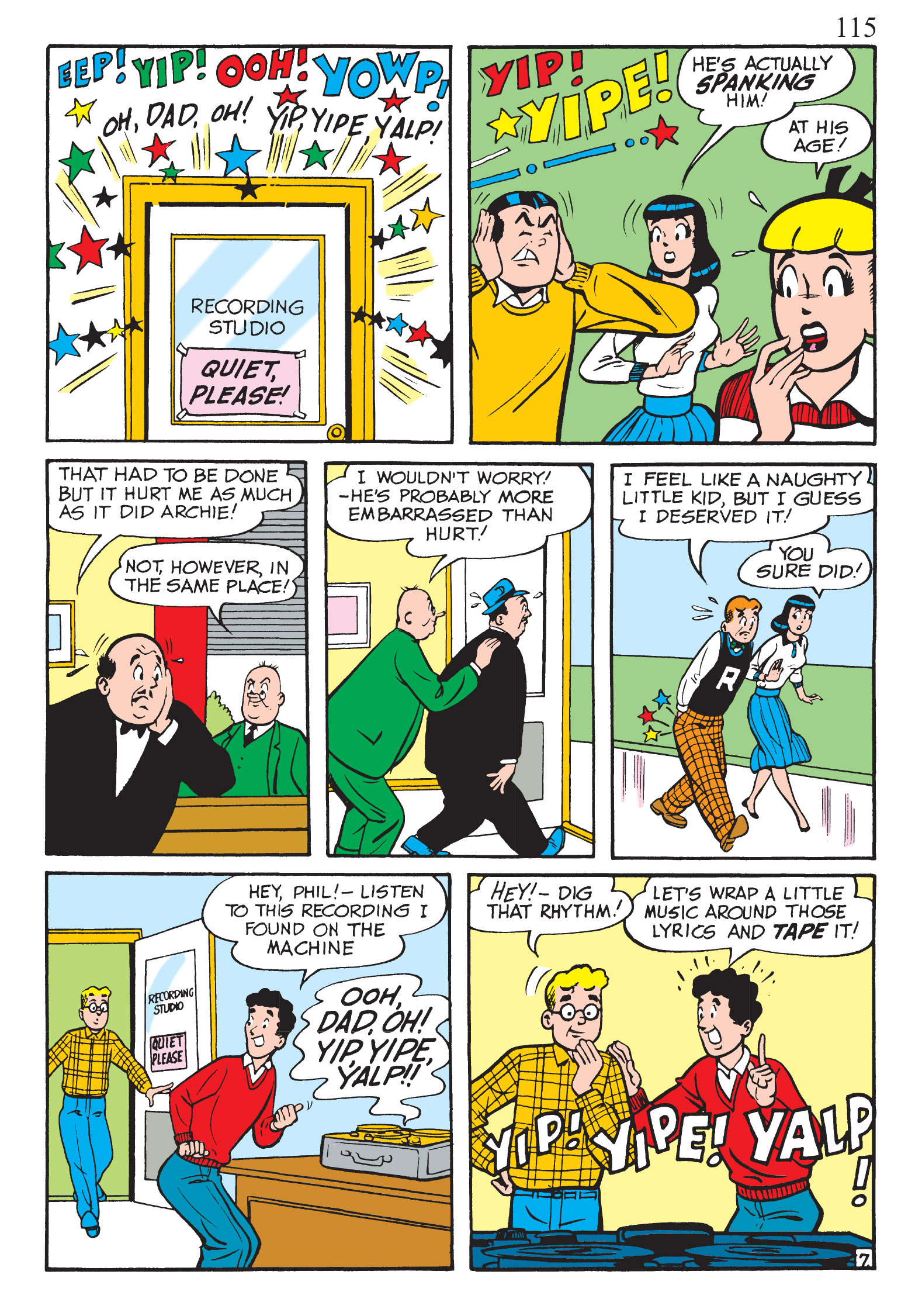 Read online The Best of Archie Comics comic -  Issue # TPB 1 (Part 1) - 112