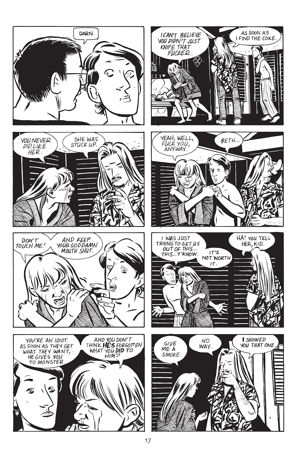 Stray Bullets Issue #14 #14 - English 19