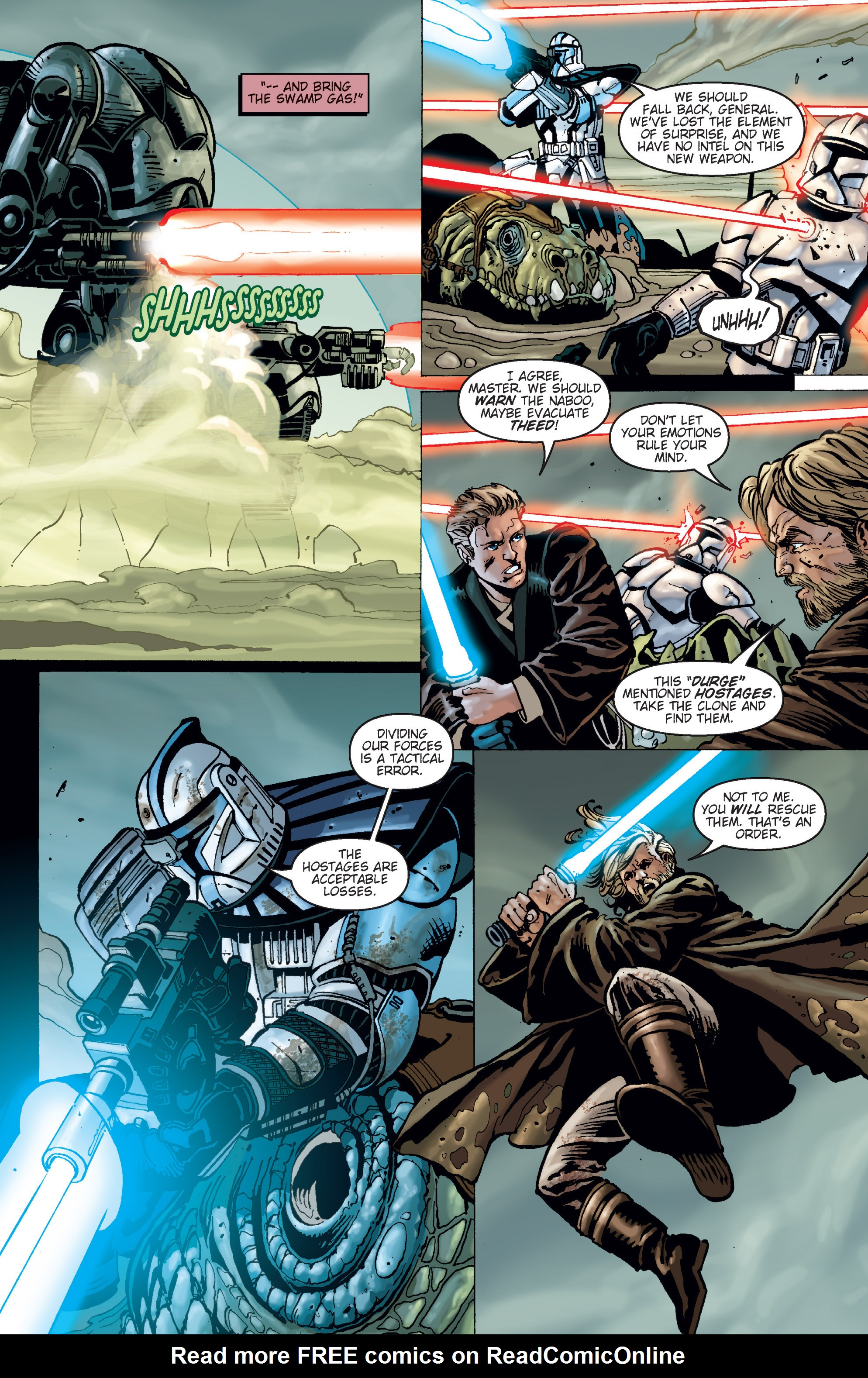Star Wars Legends Epic Collection: The Clone Wars chap 1 pic 115