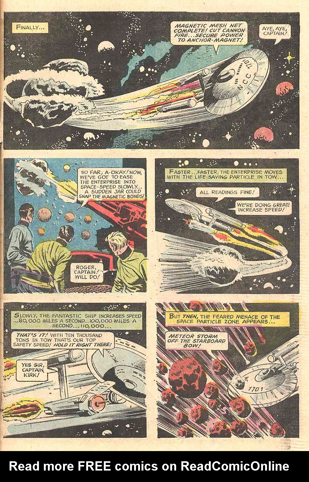 Star Trek (1967) Issue #6 #6 - English 30