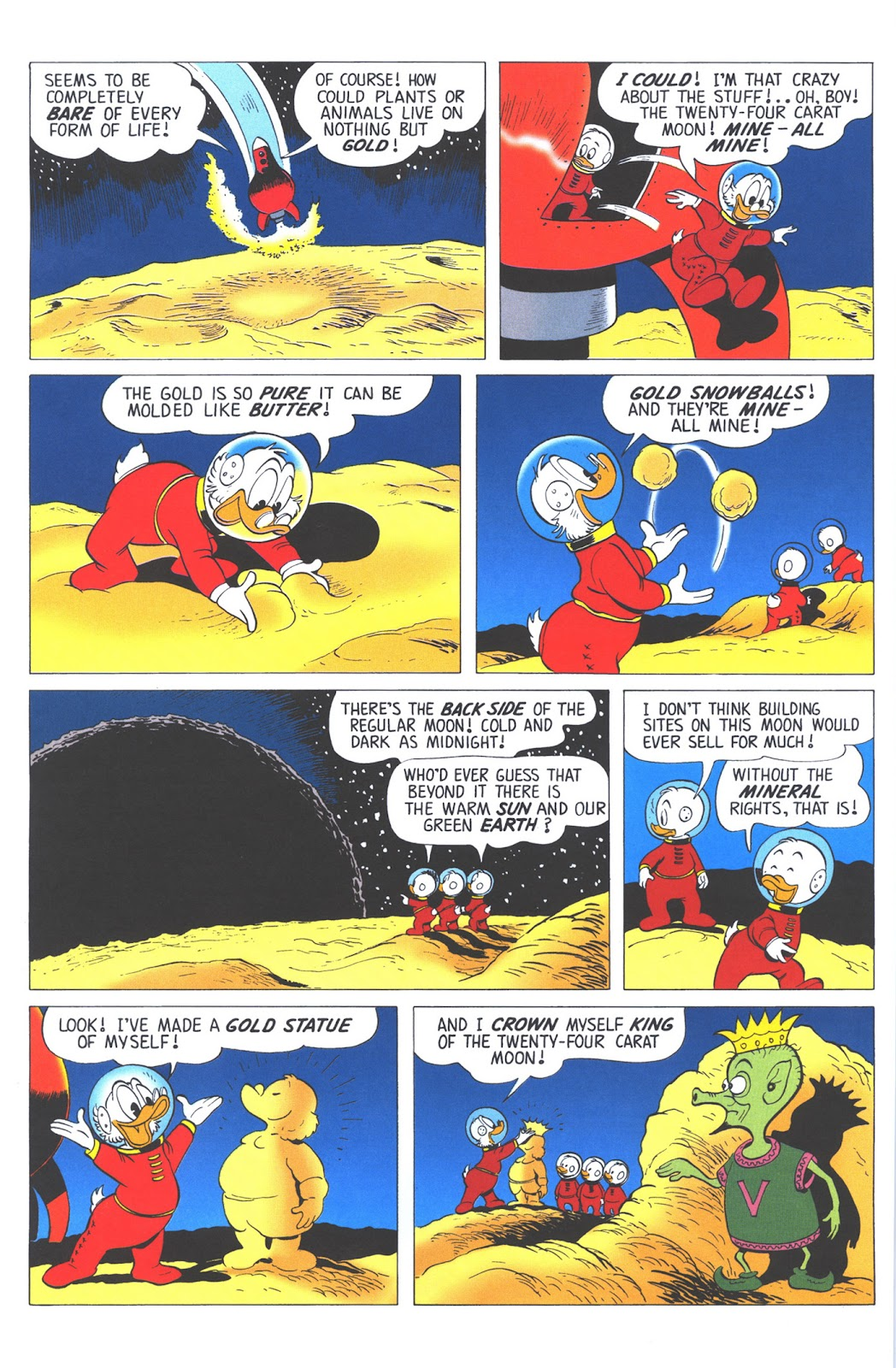 Uncle Scrooge (1953) Issue #375 #375 - English 16