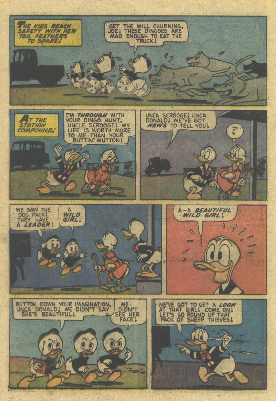 Uncle Scrooge (1953) Issue #128 #128 - English 16