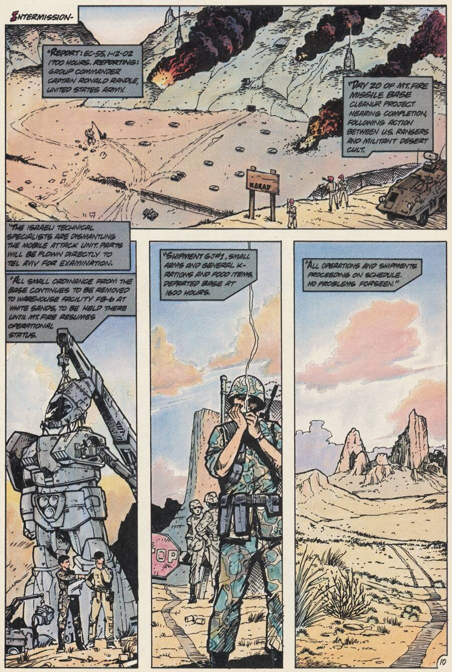 Read online Scout comic -  Issue #15 - 12